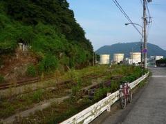 田の浦引込線