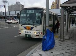 おりひめバスで輪行