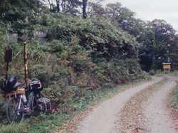 増泊峠(1996年)今回と逆方向